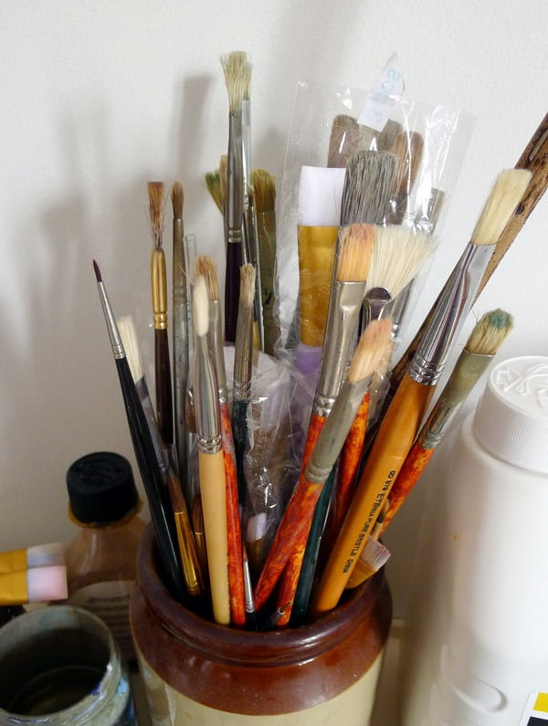 How To Start Painting With Oils