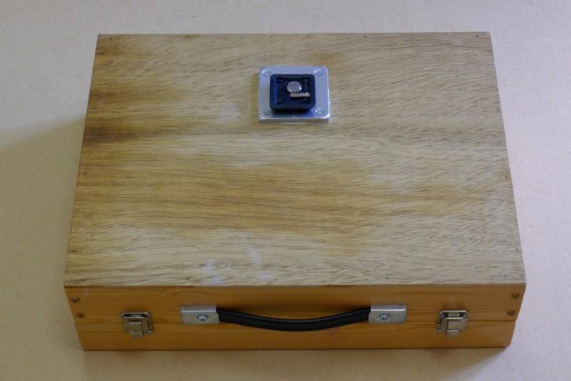 pochade box easel bracket