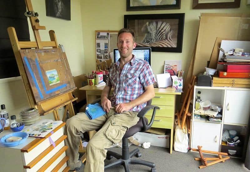 Karen Neal's Art Studio