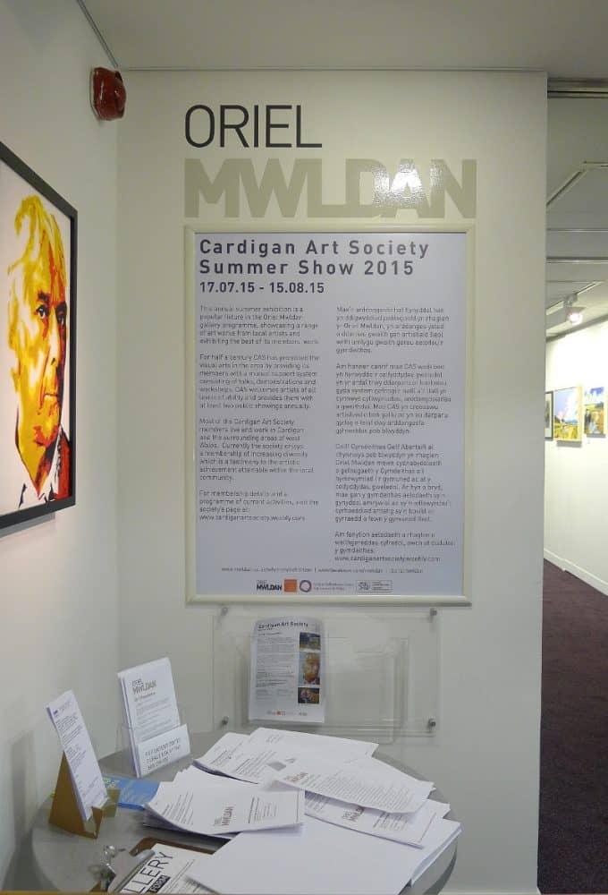 cardigan art society