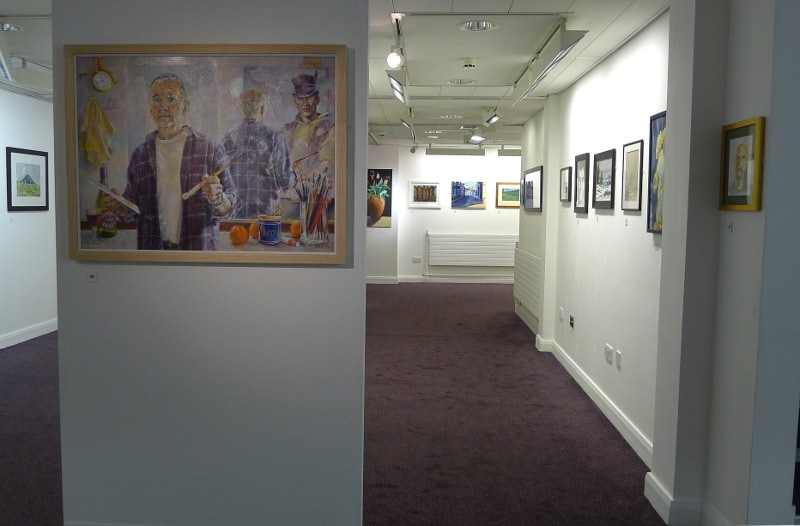 cardigan art exhibition