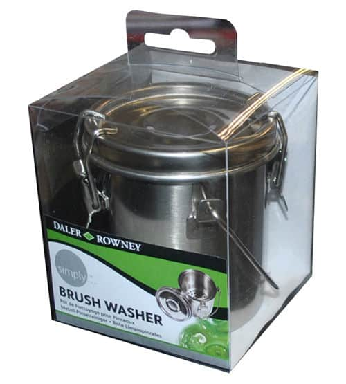 new Daler Rowney brush cleaner