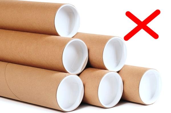 round postal tubes