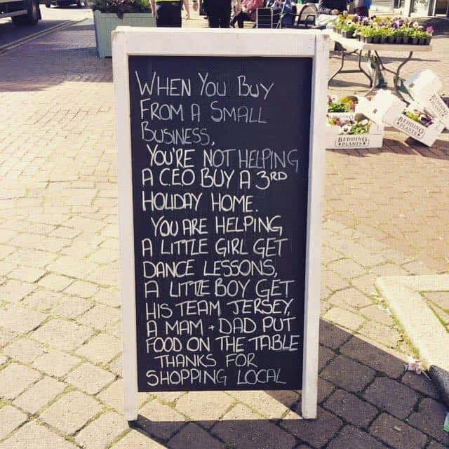 small business buy local