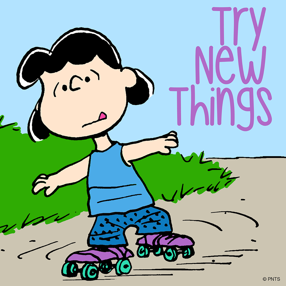 try new tings