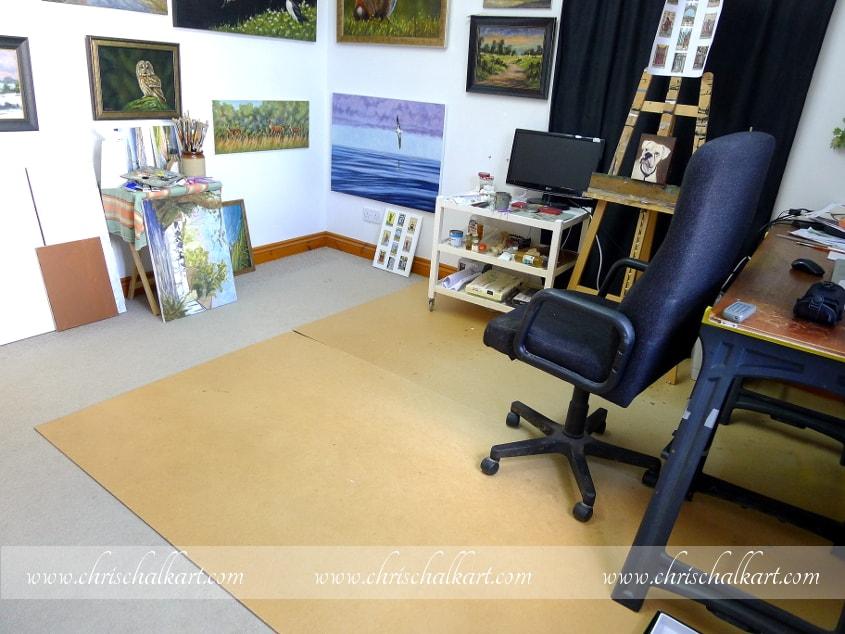 hardboard flooring