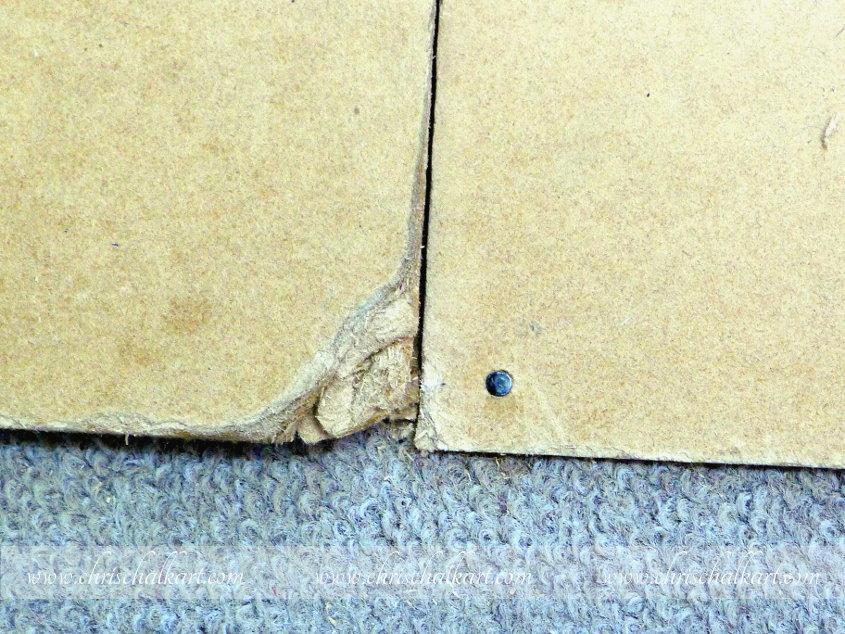 loose flooring
