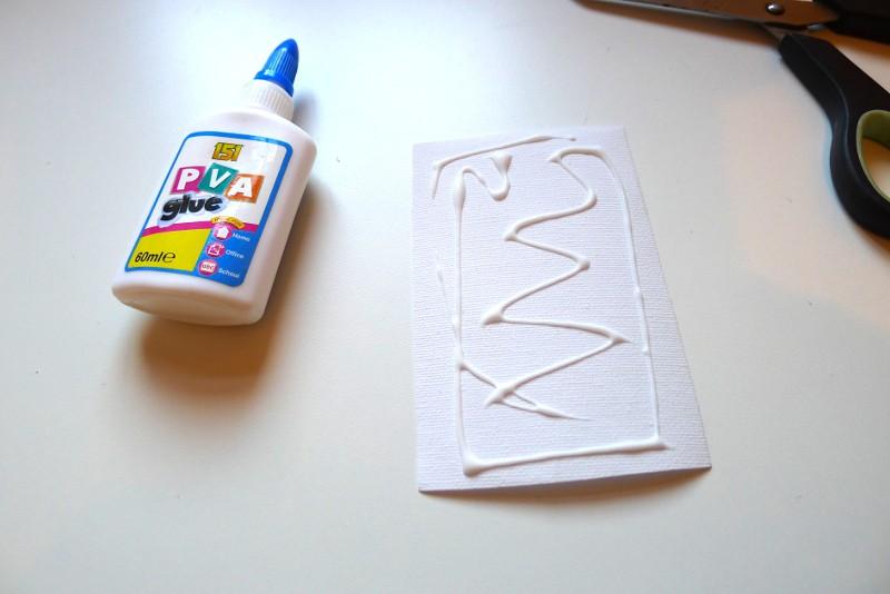 PVA Polyvinyl acetate glue