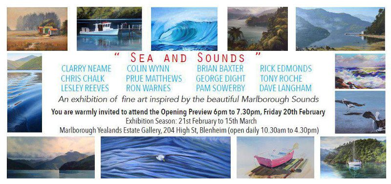 Marlborough Art Society New Zealand