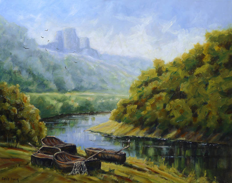 Welsh painting, A Life Left Behind