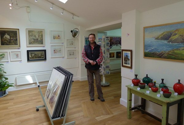 Renewal Exhibition at Art Matters Gallery in Tenby