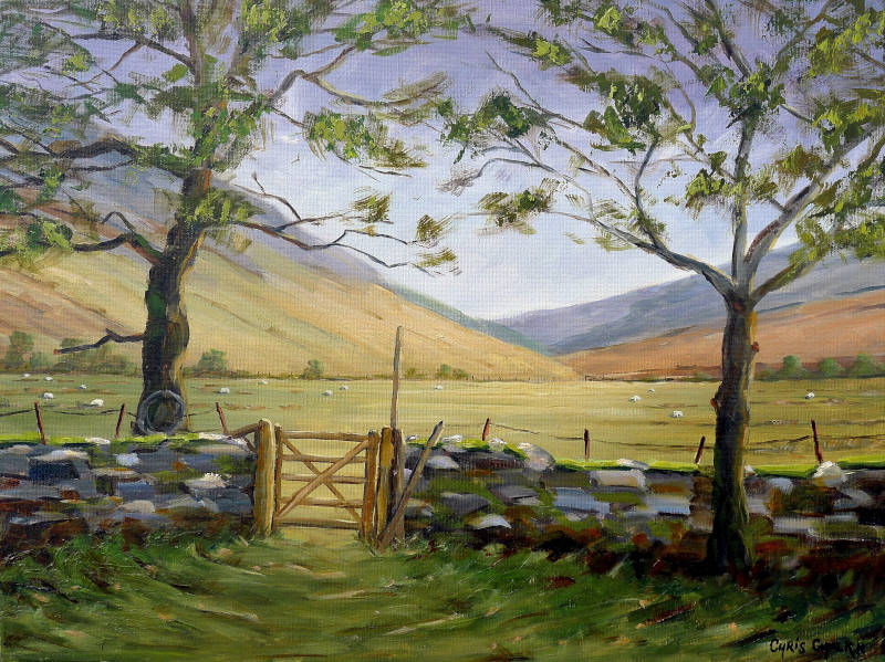 West Wales Painting