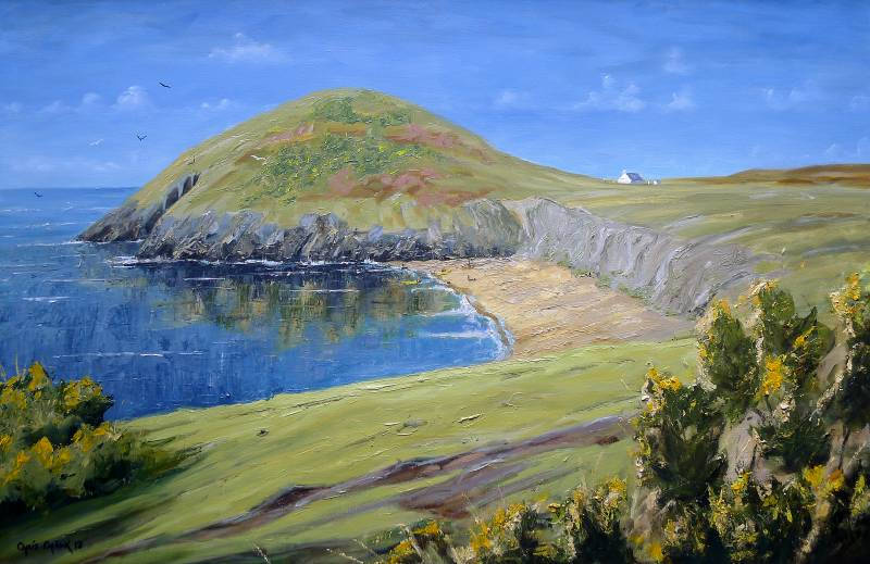 Mwnt Painting