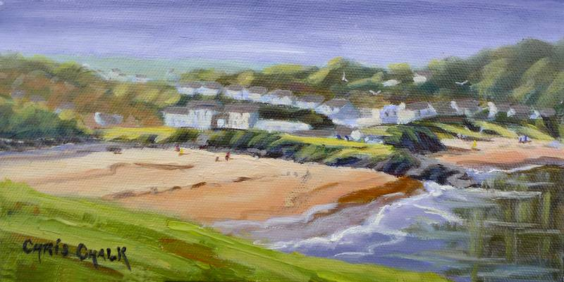Aberport painting