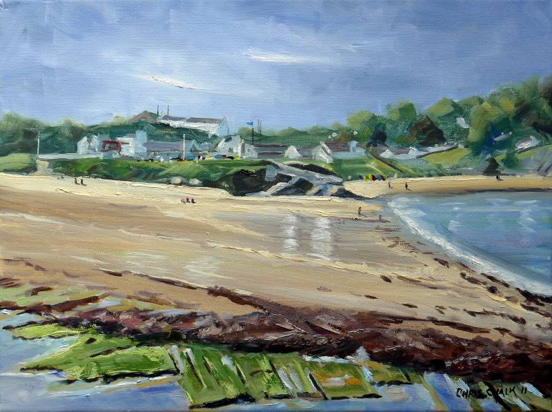 Aberporth oil  <span class=