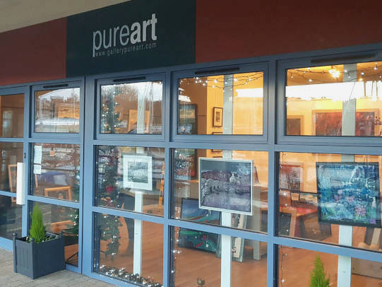 Pure Art Gallery Milford Haven